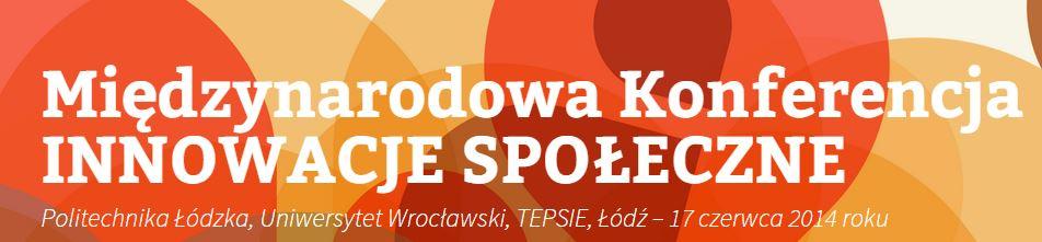 KonferencjaInnowacjeSpoleczne2014